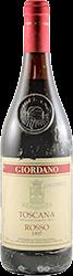 Ferdinando Giordano Rosso Toscana 1997