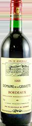 Domaine de la Gravette - Bertet Bordeaux 1988