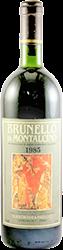 Il Castello - Cecchi Luigi Brunello di Montalcino 1985