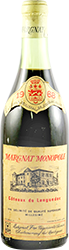 Margnat Monopole Coteaux Languedoc 1968