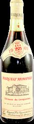 Margnat Monopole Coteaux Languedoc 1969