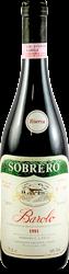 Sobrero - Riserva Barolo 1991