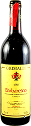 Grimaldi Barbaresco 1985
