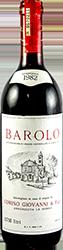 Corino Giovanni & Figli Barolo 1982