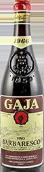 Gaja Barbaresco 1966
