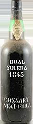 Cossart Gordon - Bual - Solera Madeira 1845