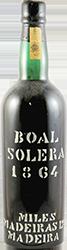 Miles - Bual - Solera Madeira 1864