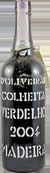 D'Oliveira - Verdelho - Colheita Madeira 2004
