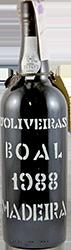D'Oliveira - Boal - Colheita Madeira 1988