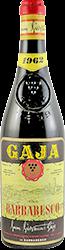 Gaja Barbaresco 1962