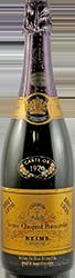 Veuve Cliquot Ponsardin - Carte d'Or Champagne 1976