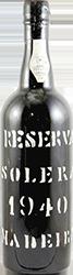 Solera Reserva - H.M. Borges Madeira 1940