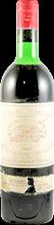 Chateau Margaux Bordeaux - Margaux 1967