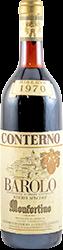 Giacomo Conterno - Monfortino - Riserva Speciale Barolo 1970