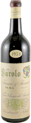 Franco Fiorina Barolo 1958