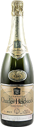 Charles Heidseick - Blanc de Blanc Champagne 1976