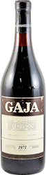 Gaja Barbaresco 1973