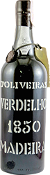 D'Oliveira - Verdelho Madeira 1850