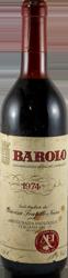 Giacosa Fratelli Barolo 1974