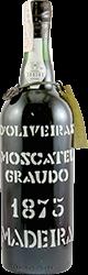 D'Oliveira - Moscatel Graudo Madeira 1875