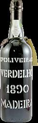 D'Oliveira - Verdelho Madeira 1890
