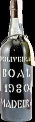 D'Oliveira - Boal Madeira 1980