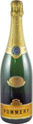 Pommery Champagne 1982