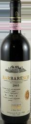 Bruno Giacosa - Asili Barbaresco 2003