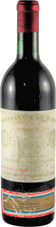 Chateau Cheval Blanc Bordeaux - Saint Emilion 1969