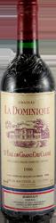 Chateau La Dominique Bordeaux - Saint Emilion 1986