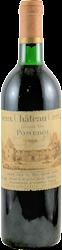 Vieux Chateau Certan Bordeaux - Pomerol 1986