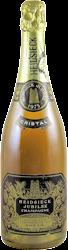Heidsieck - Jubilee Cristal Champagne 1975