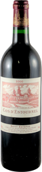 Chateau Cos d'Estournel Bordeaux - Saint Estephe 2000