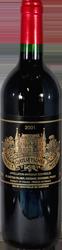 Chateau Palmer Bordeaux - Margaux 2001