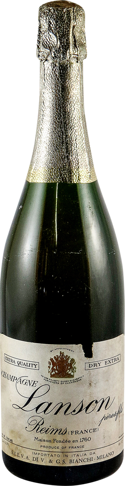 Lanson - Extra Champagne N.V.