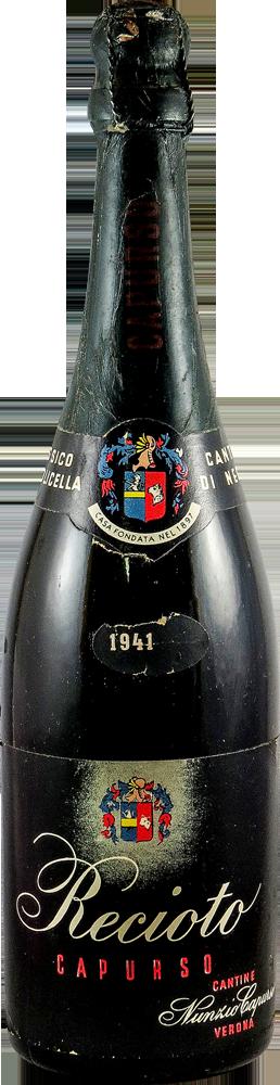 Nunzio Capurso Recioto 1941