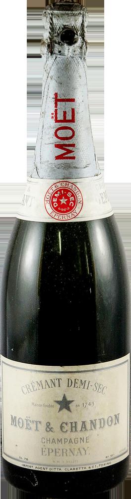 Moet Chandon - Demi Sec Champagne N.V.