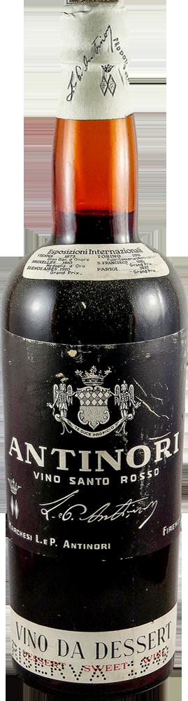 Antinori - Riserva Vino Santo Rosso 1949