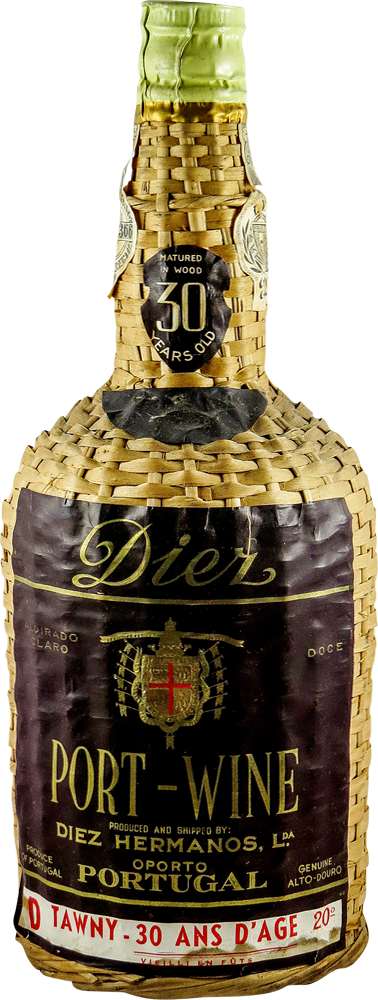 Diez - 30 years old Porto