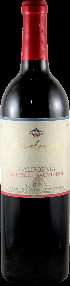 Vendange Cabernet Sauvignon 1991