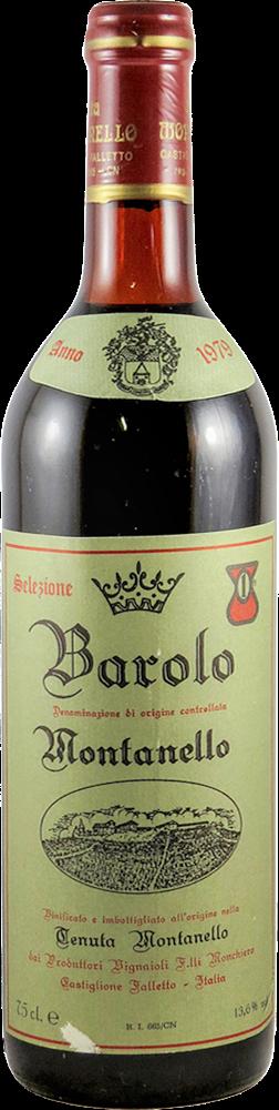 Montanello Tenuta Barolo 1979
