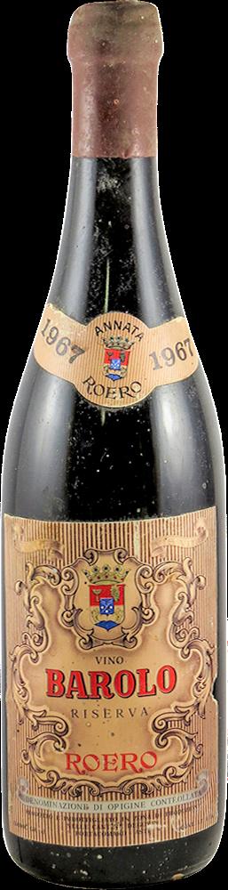 Roero - Riserva Barolo 1967