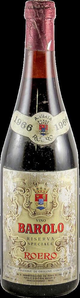 Roero - Riserva Speciale Barolo 1966