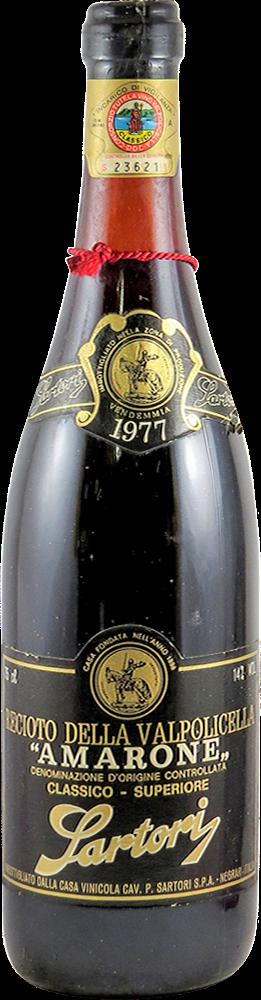 Sartori Amarone 1977