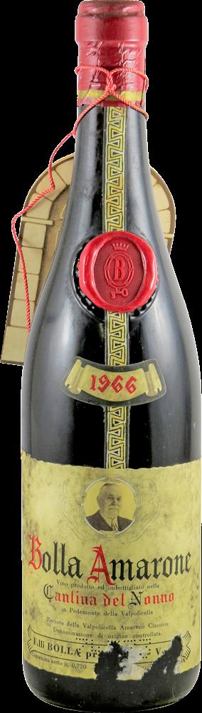 Bolla - Cantina del Nonno Amarone 1966