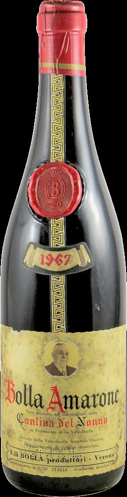 Bolla - Cantina del Nonno Amarone 1967