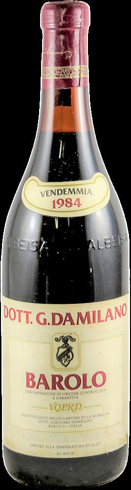 Damilano Giacomo Barolo 1984