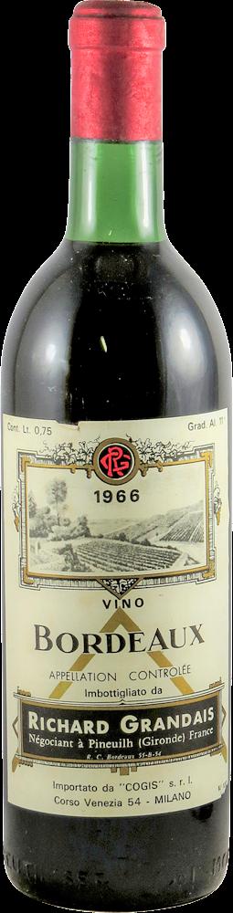 Richard Grandais Bordeaux 1966