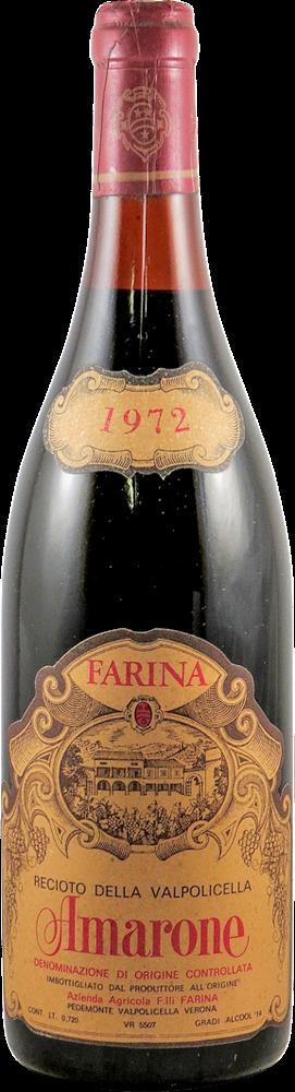 Farina F.lli Amarone 1972