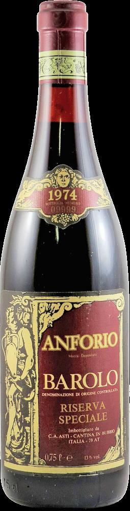 Anforio - Riserva Speciale Barolo 1974